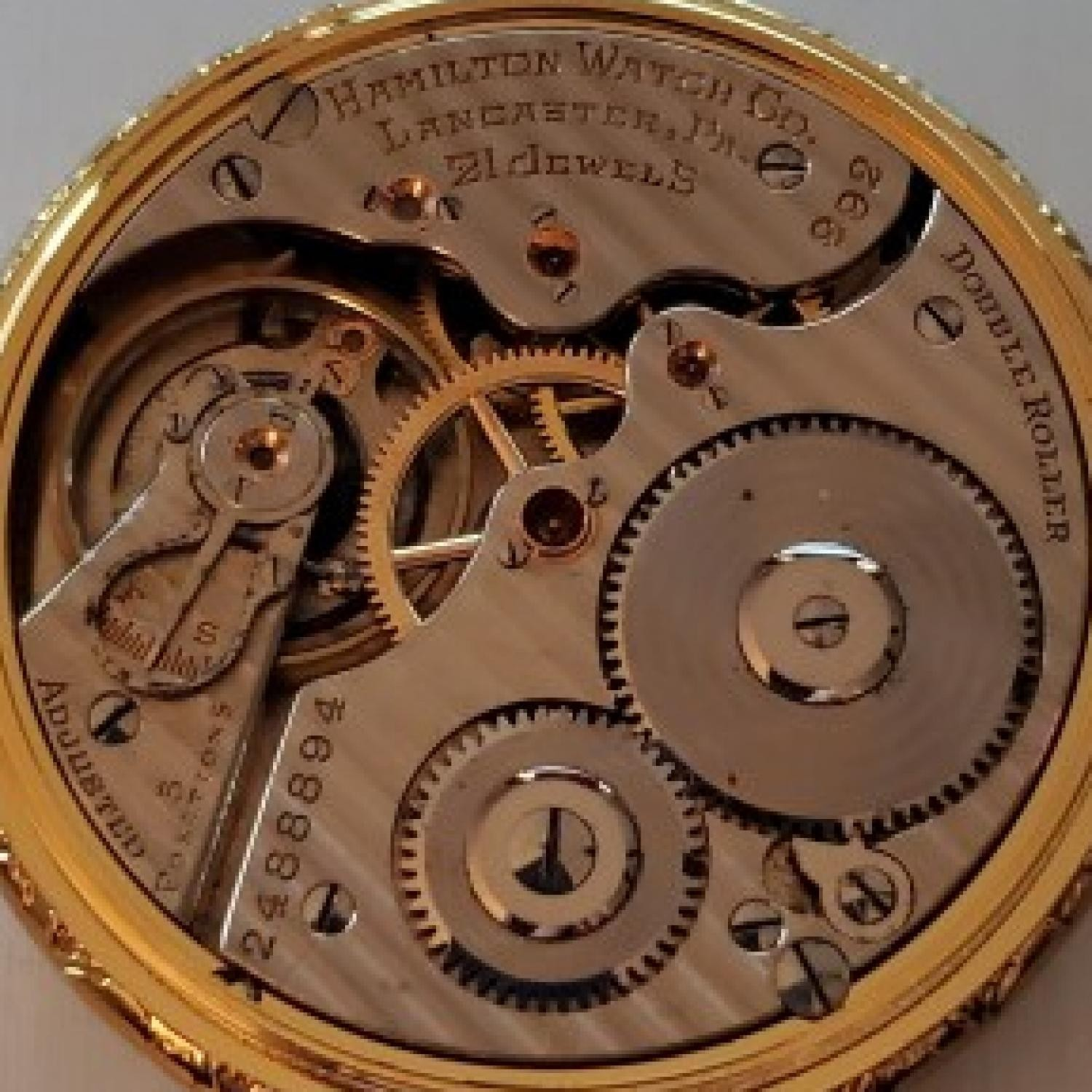 Image of Hamilton 992 #2488894 Movement