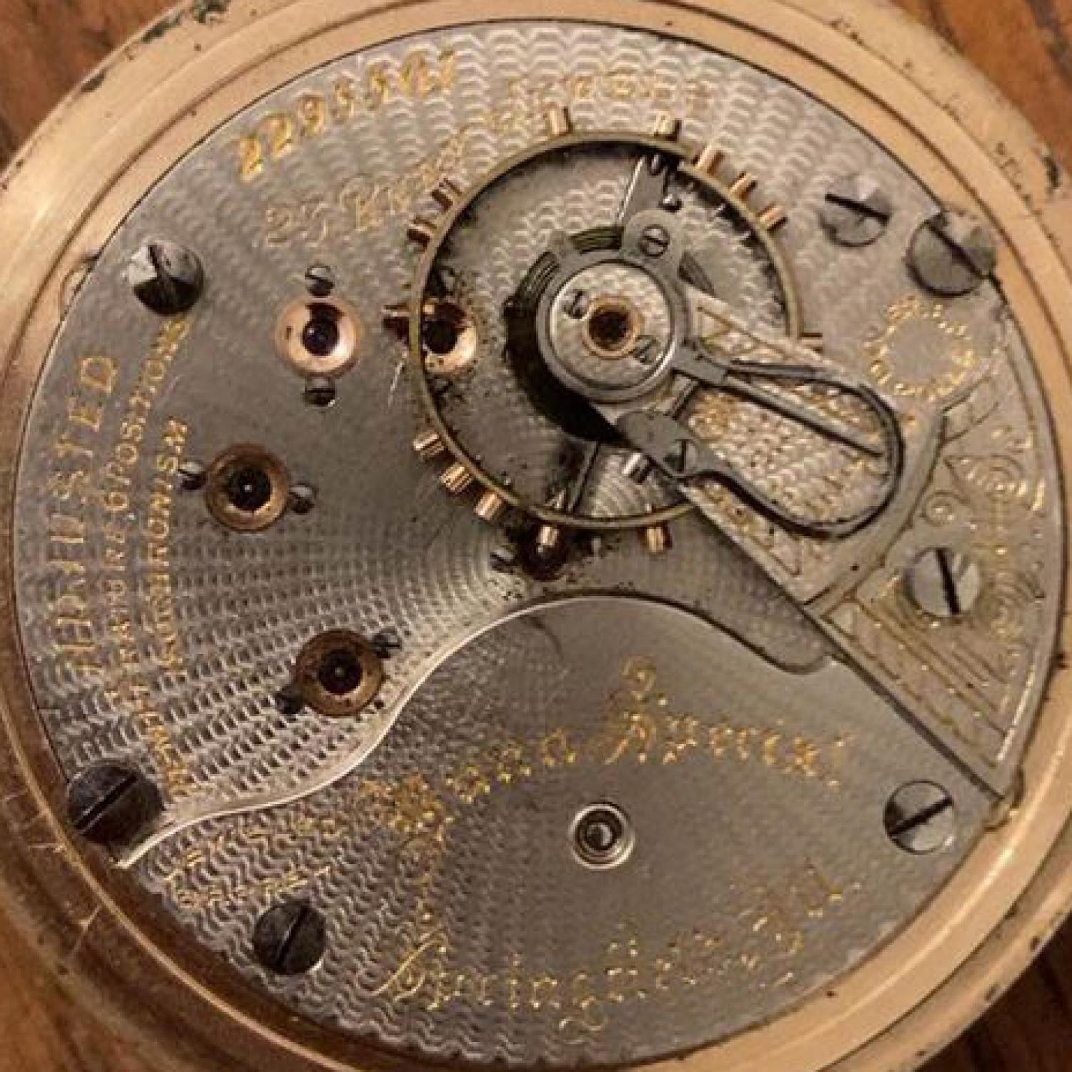 Image of Illinois Bunn Special #2295501 Movement