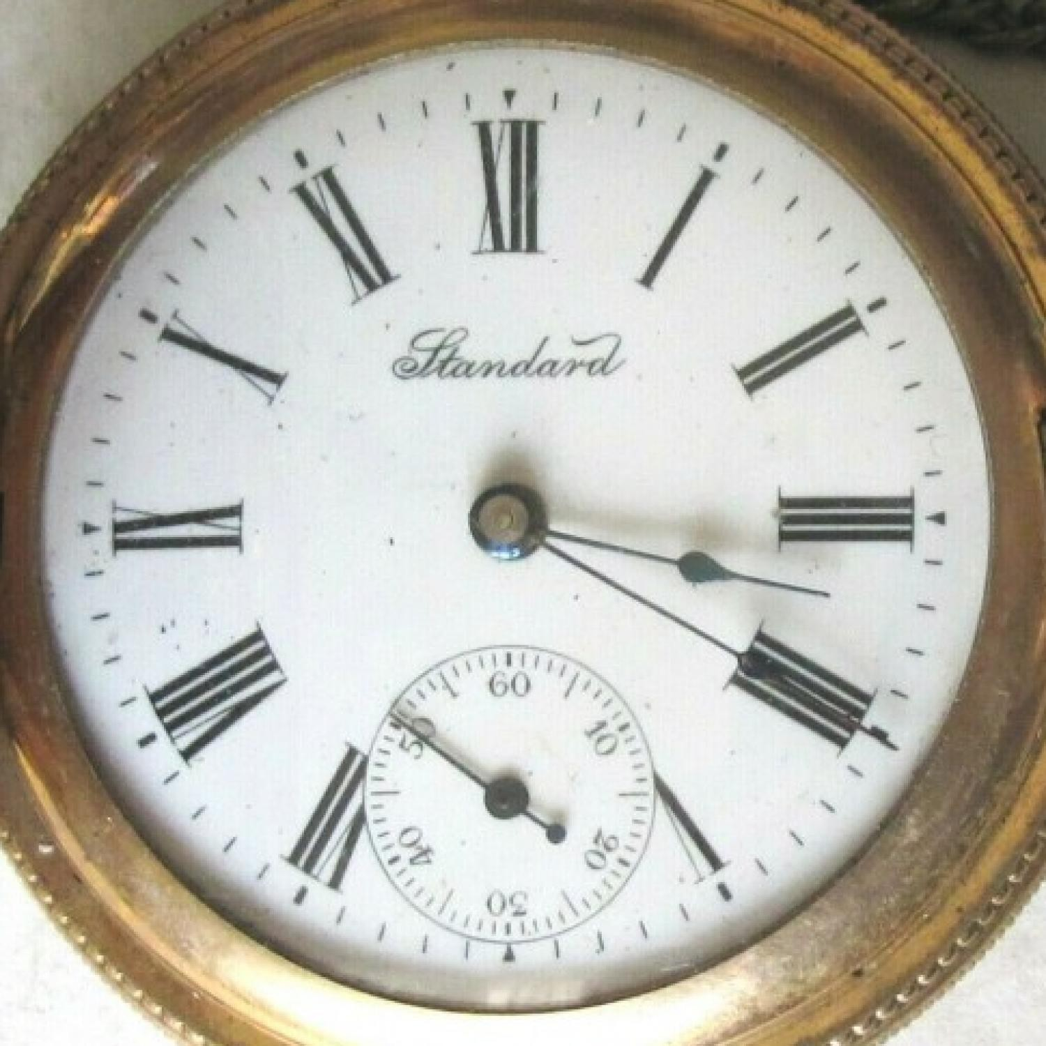 Image of New York Standard Watch Co.  #4971373 Dial