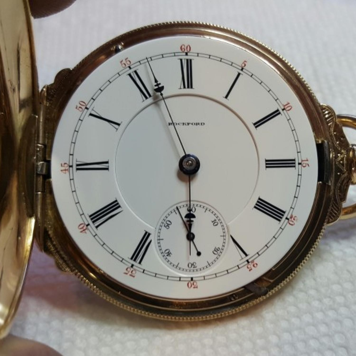 Image of Rockford 83 #286026 Dial
