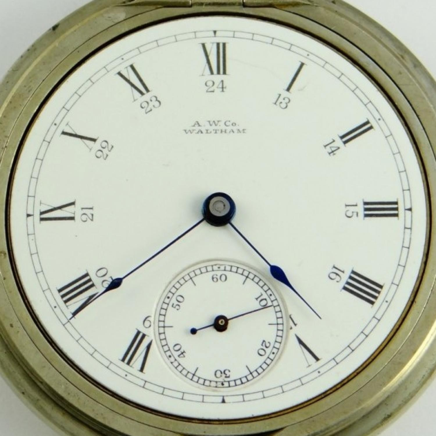 Image of Waltham No. 3 #4754338 Dial