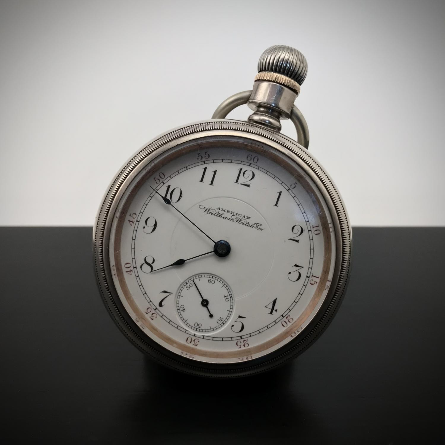 Image of Waltham A.T. & Co. #4366938 Dial