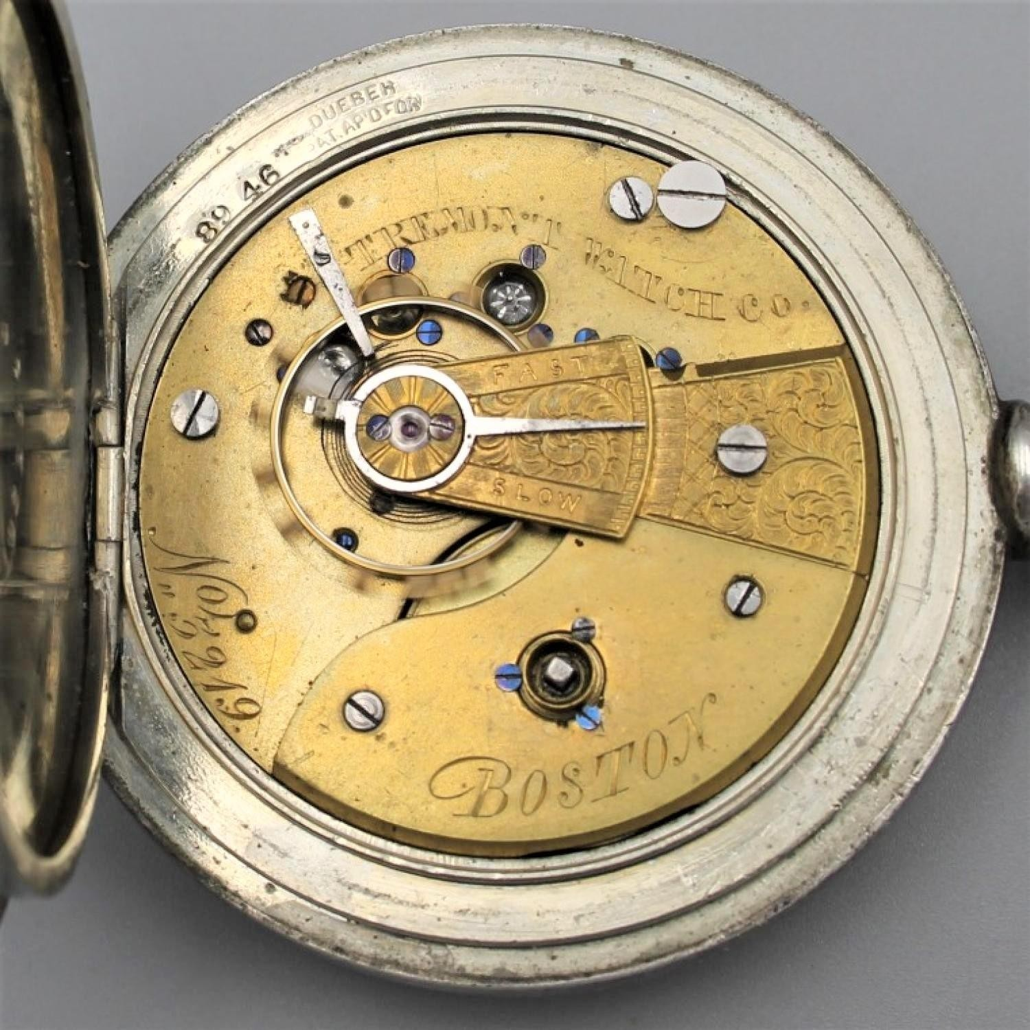 Image of Tremont Watch Co. Tremont Watch Co. #3219 Movement
