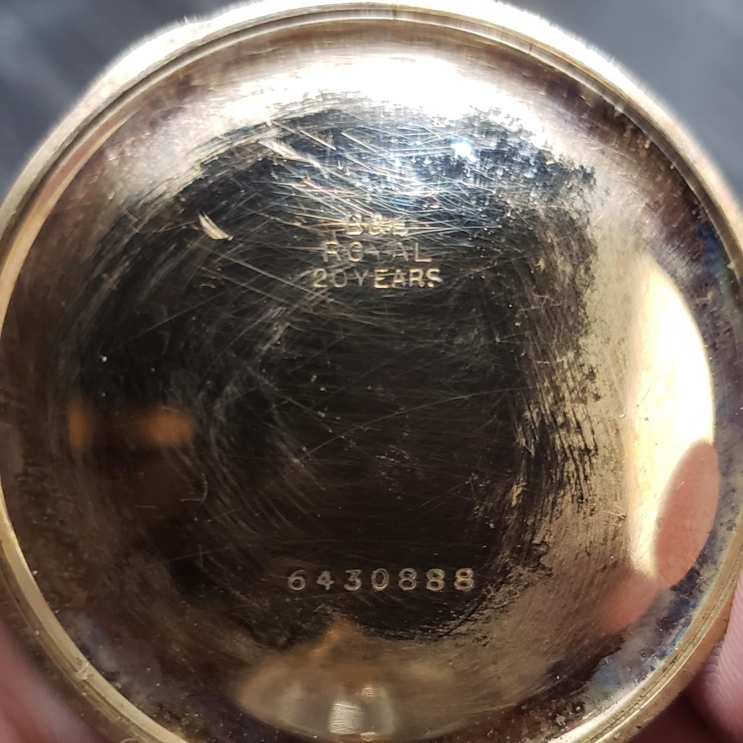 Image of New York Standard Watch Co. 1553 #1011022 Case