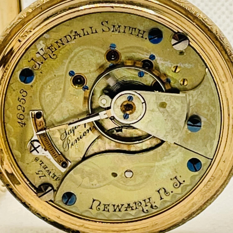 Image of Aurora Watch Co.  #46258 Movement