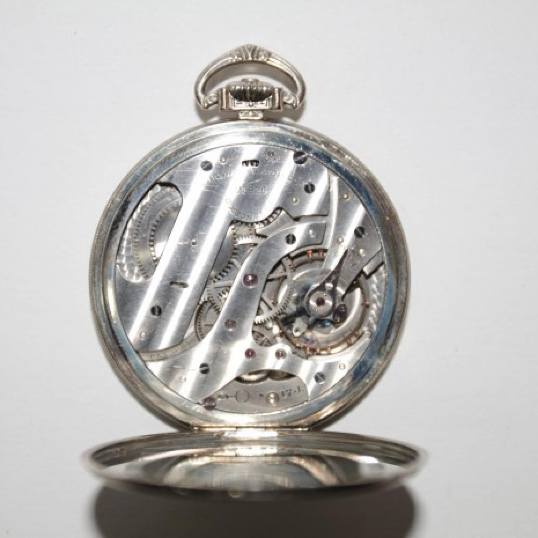Image of E. Howard Watch Co. (Keystone) Series 12 #23926 Movement