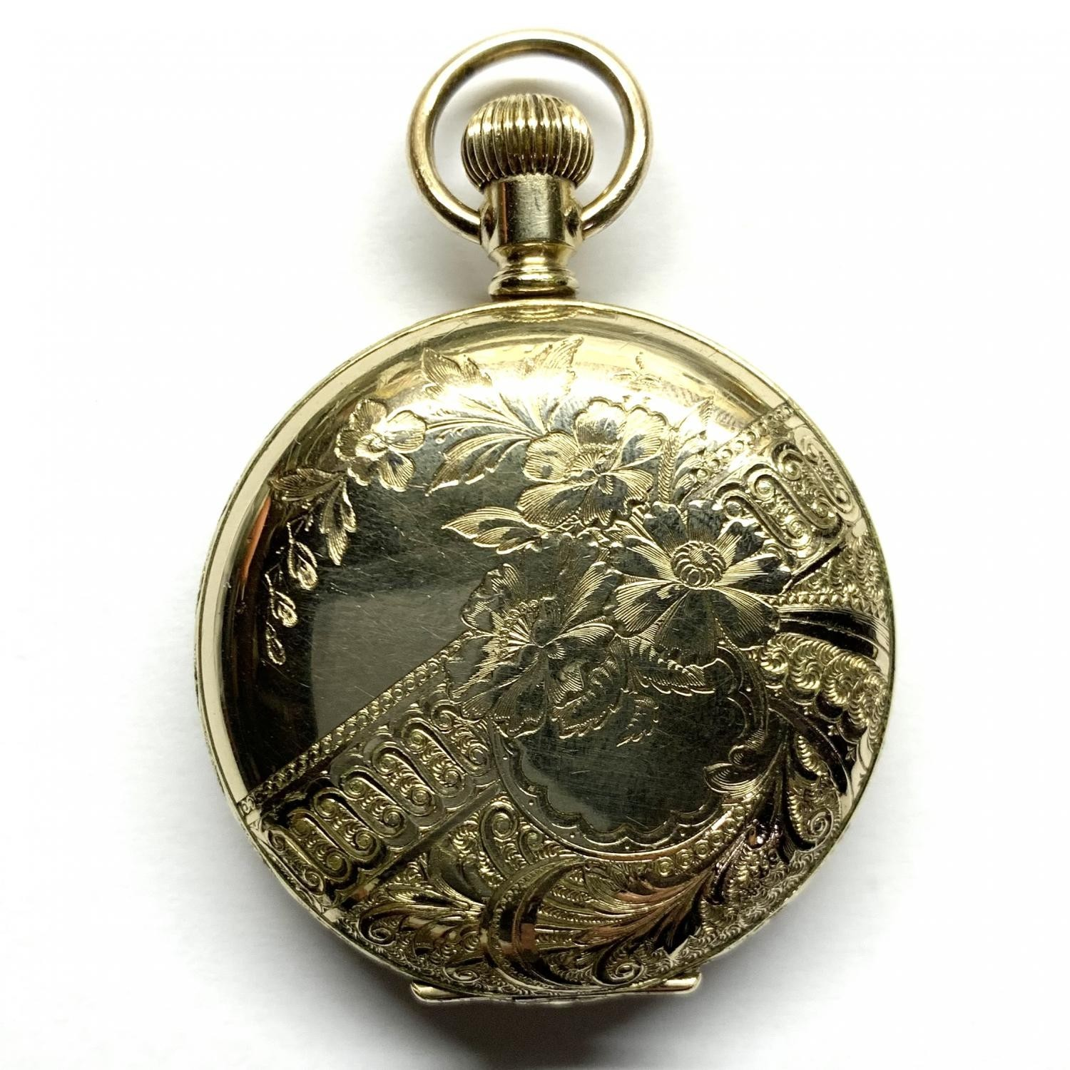Image of Columbus Watch Co. 22 #348870 Case