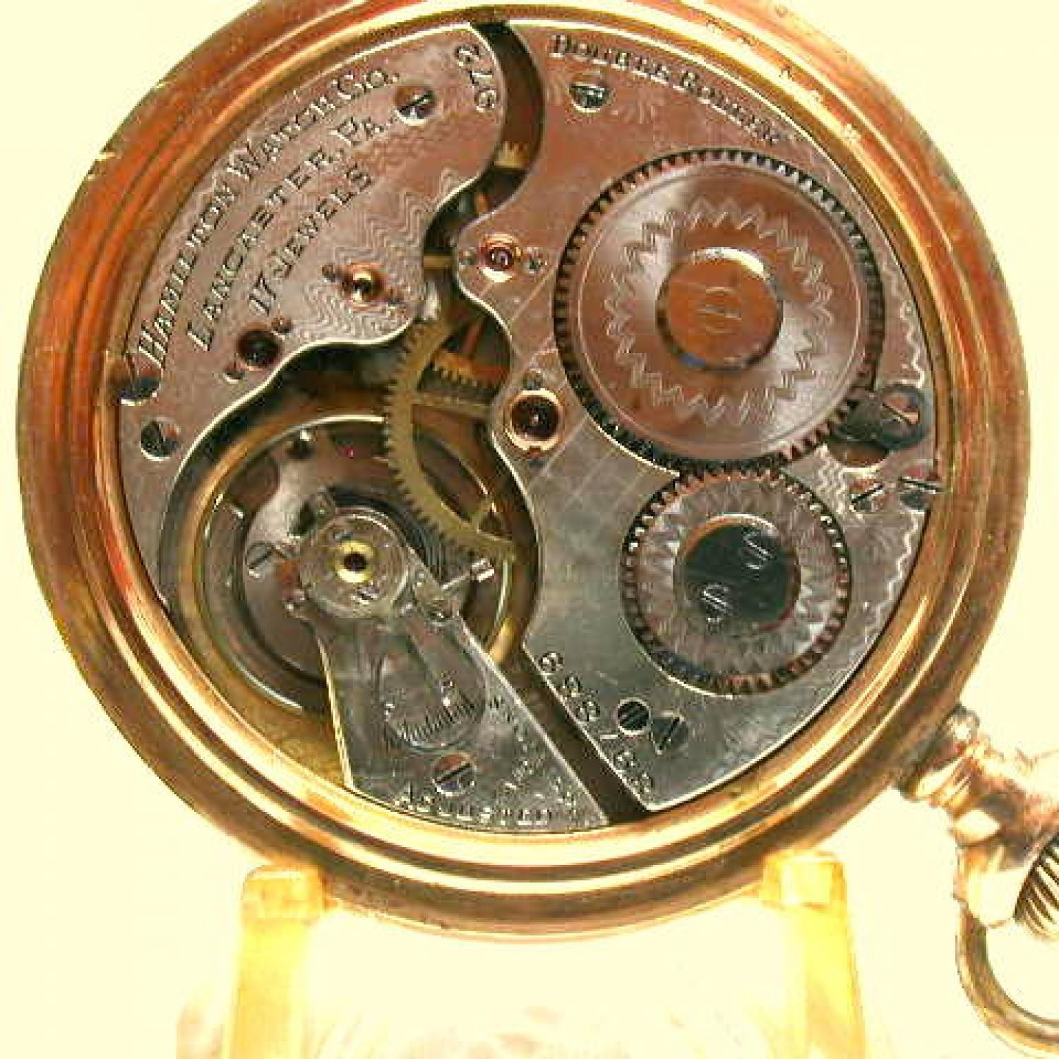 Image of Hamilton 972 #897889 Movement