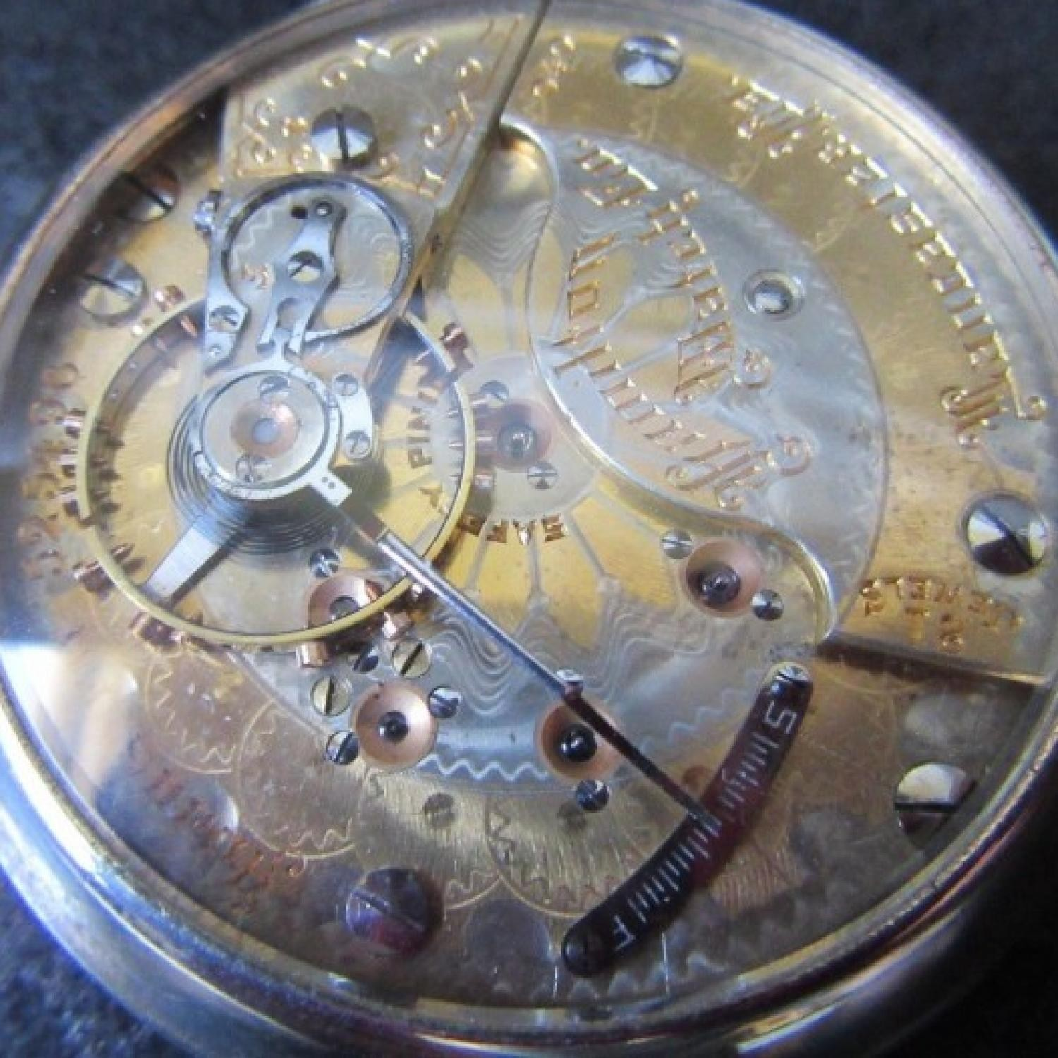 Image of Hamilton 940 #525496 Movement