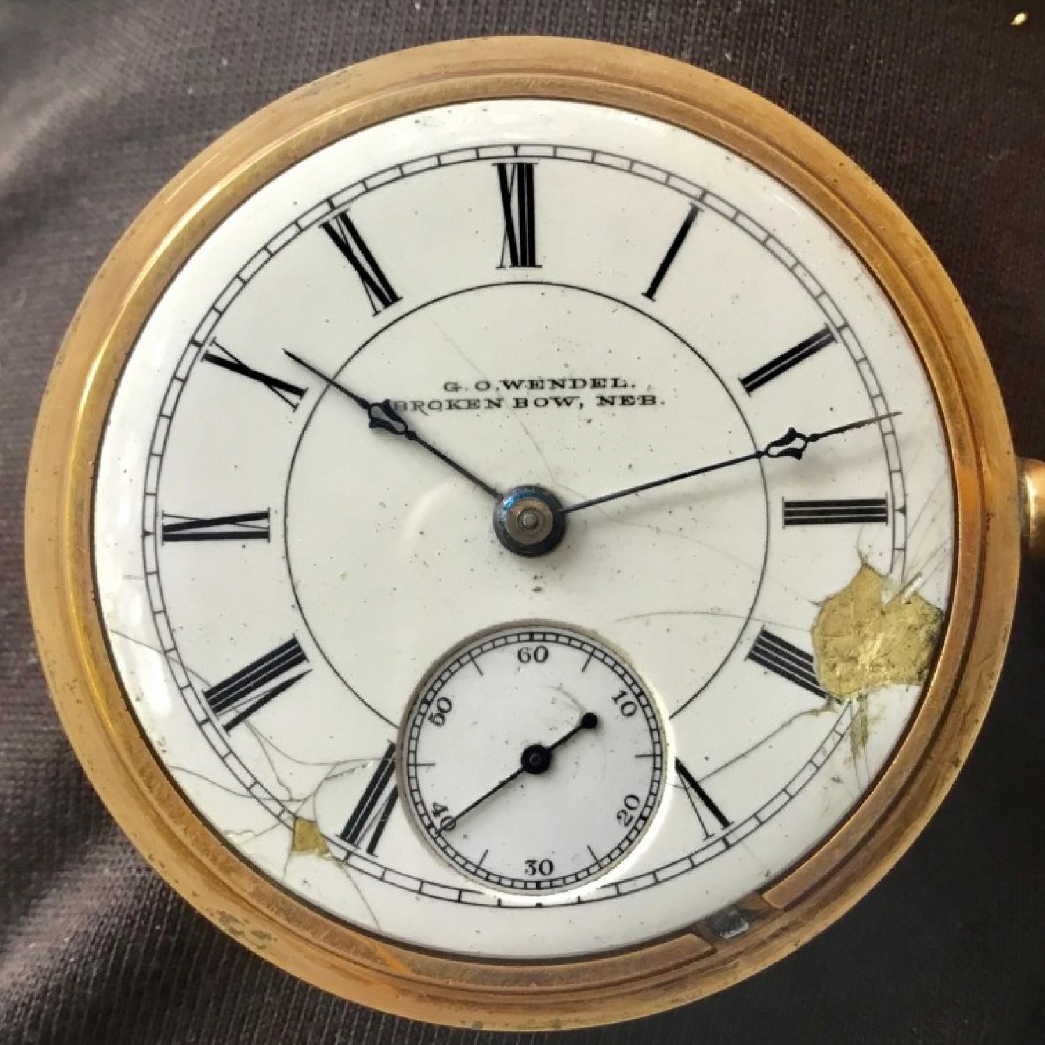 Image of Rockford 83 #300516 Dial