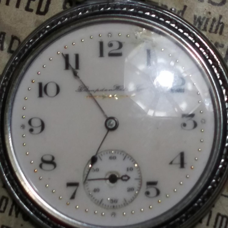 Image of Hampden No. 440 #2377751 Dial