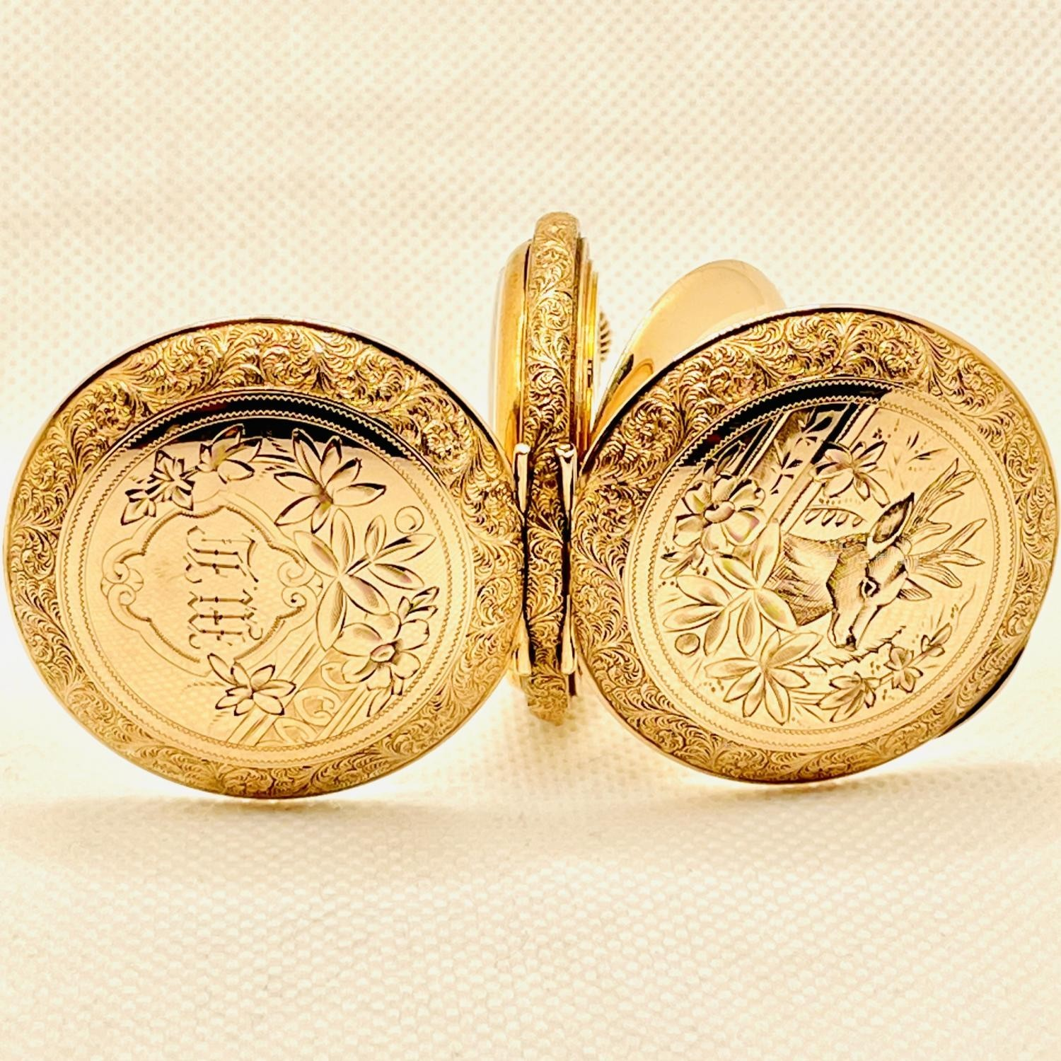 Image of Columbus Watch Co. Unknown #239231 Case