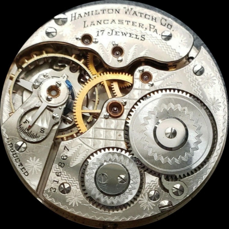 Image of Hamilton 972 #316867 Movement