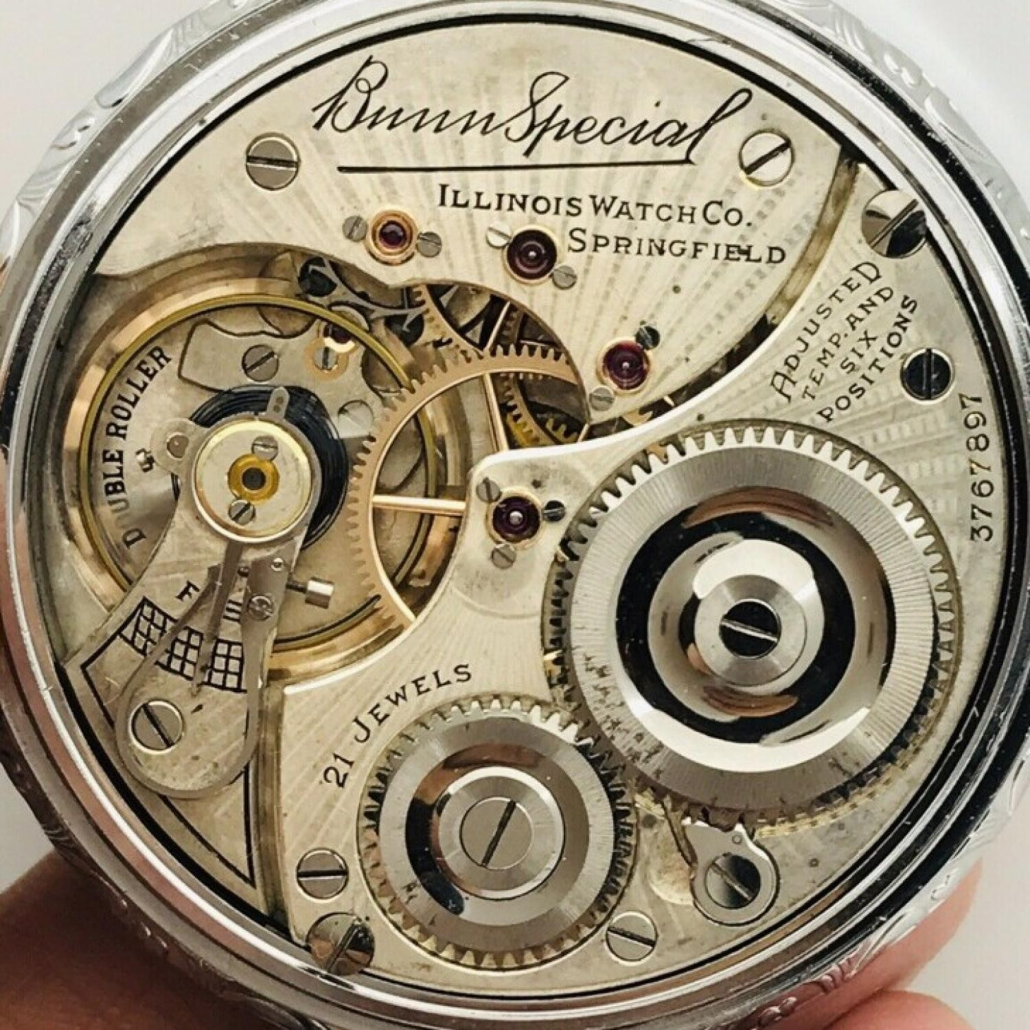 Image of Illinois Bunn Special #3767897 Movement