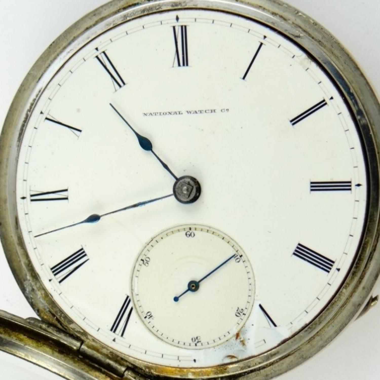 Image of Elgin 62 #1632 Dial