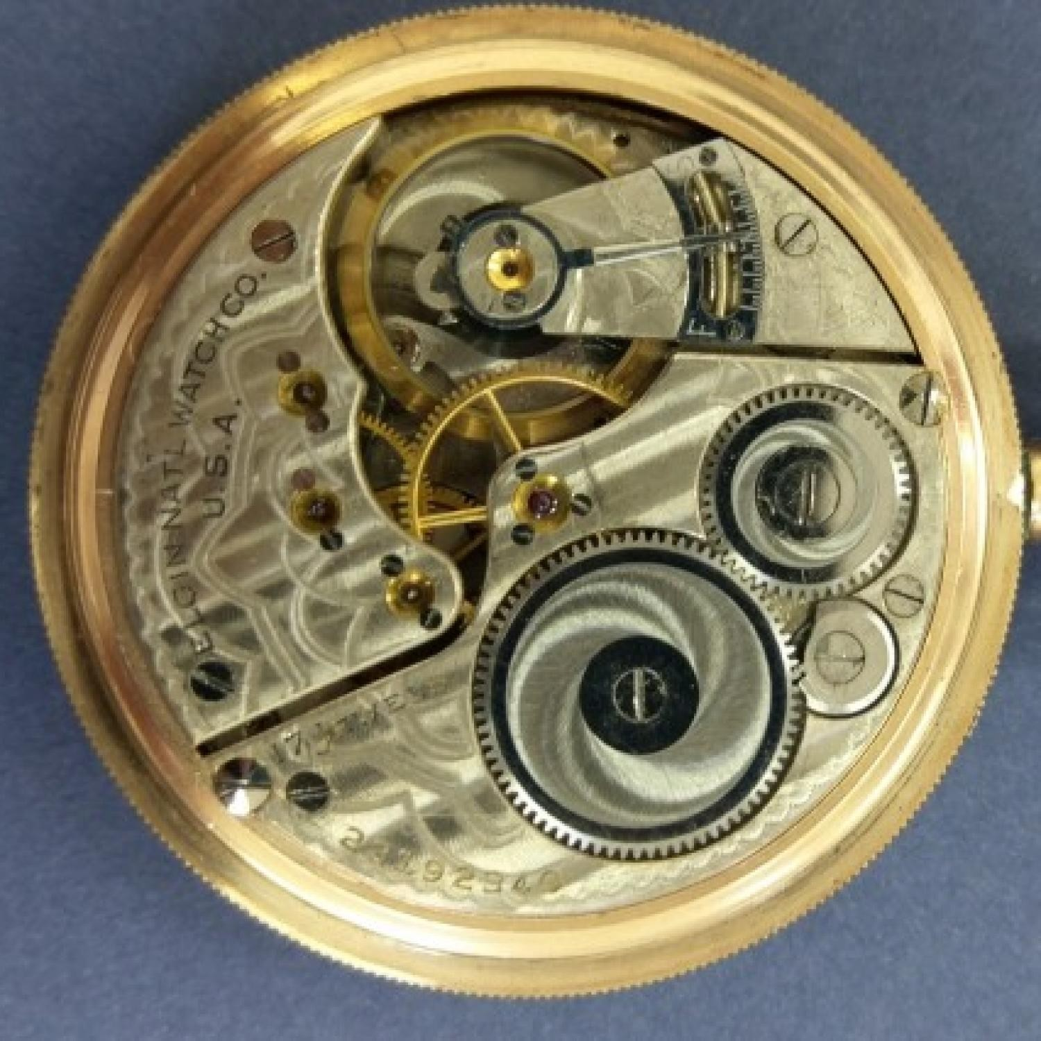 Image of Elgin 387 #23192340 Movement