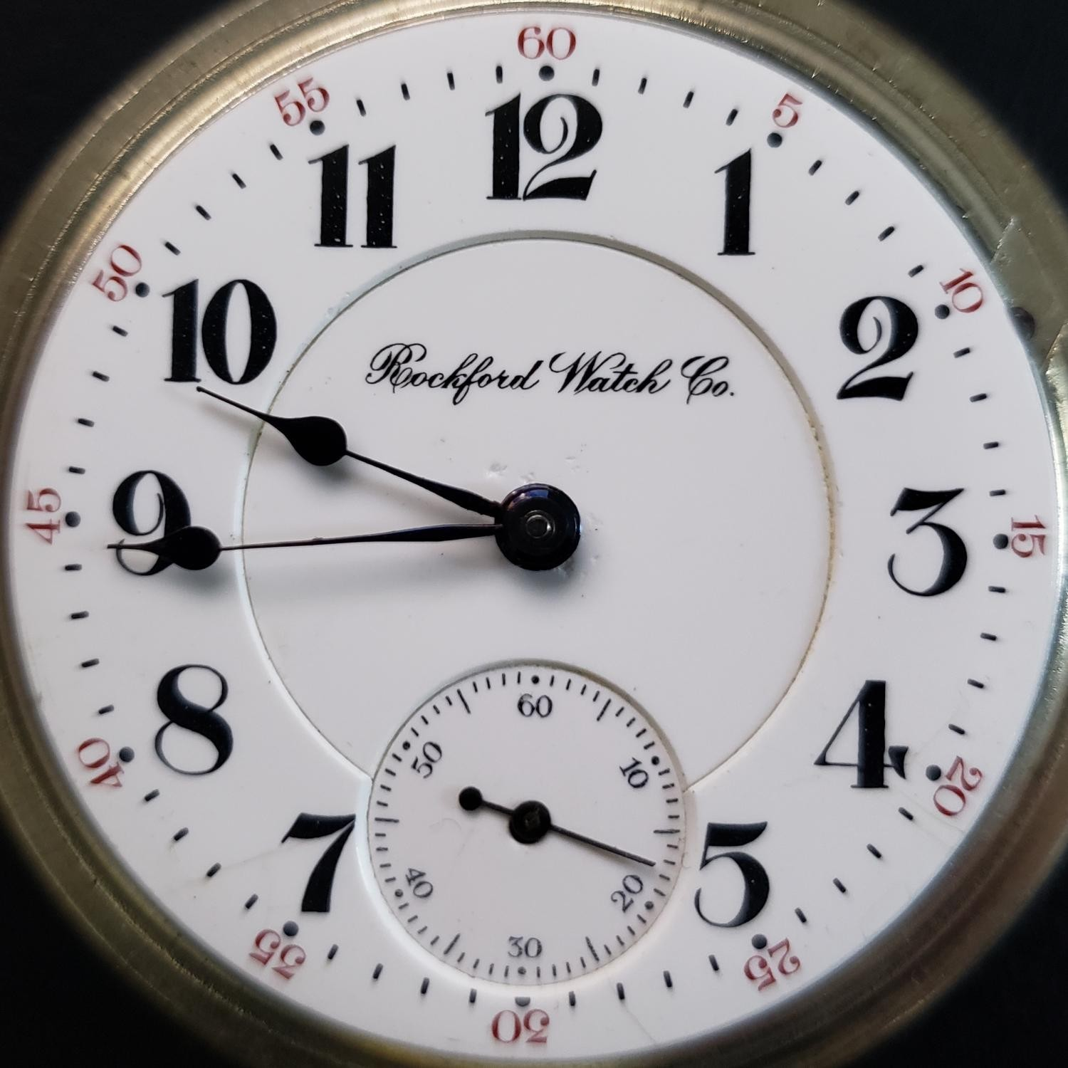 Image of Rockford 205 #672014 Dial
