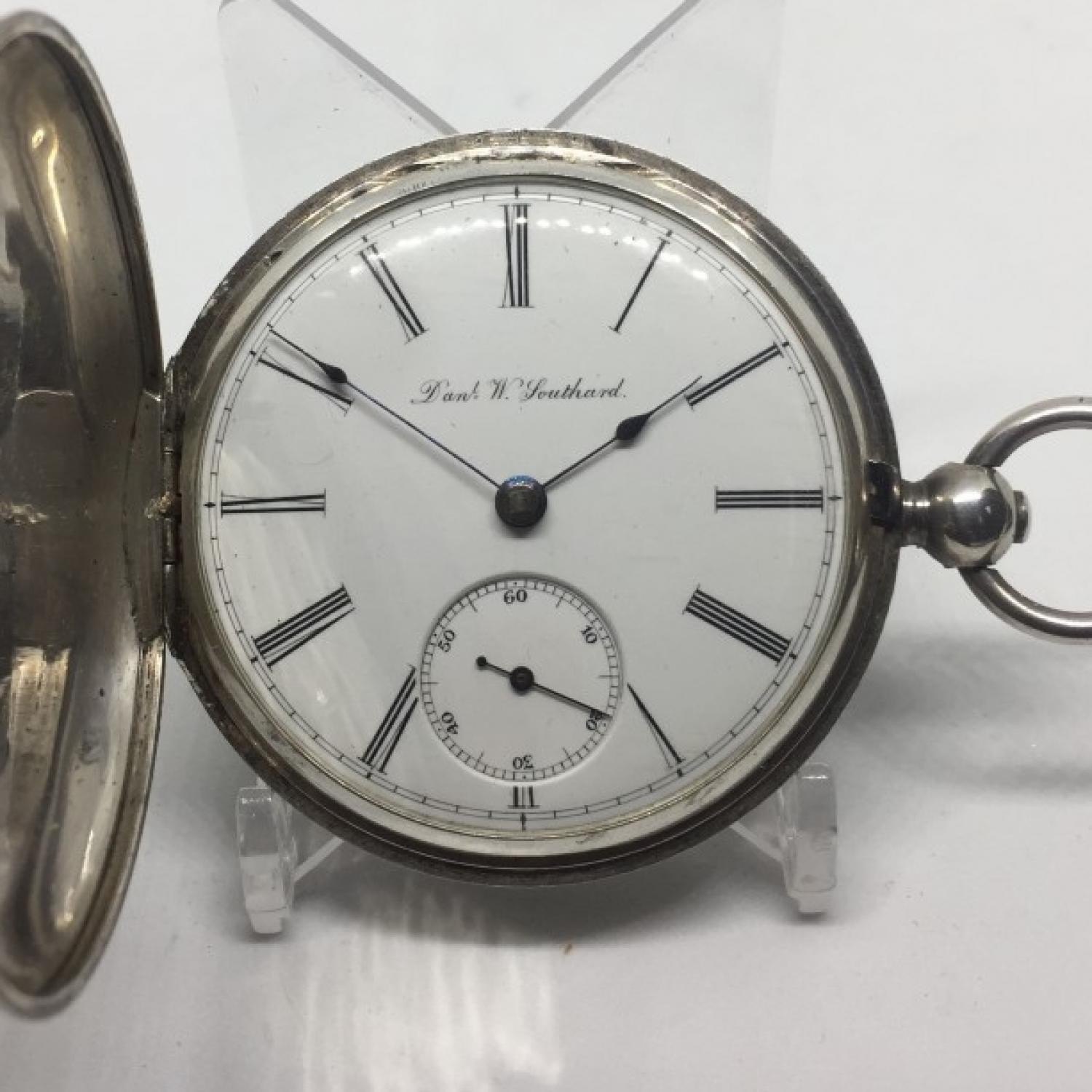Image of Waltham A.T. & Co. #27821 Dial