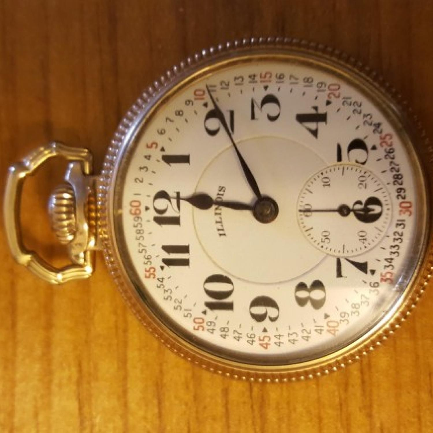 Image of Illinois Bunn Special #4894182 Dial