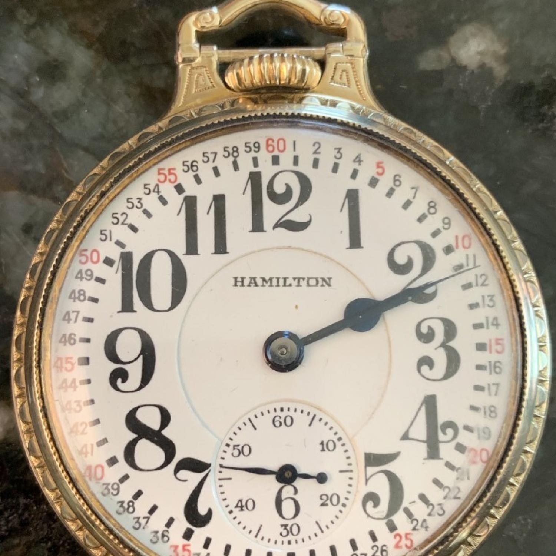 Image of Hamilton 992E #2621306 Case