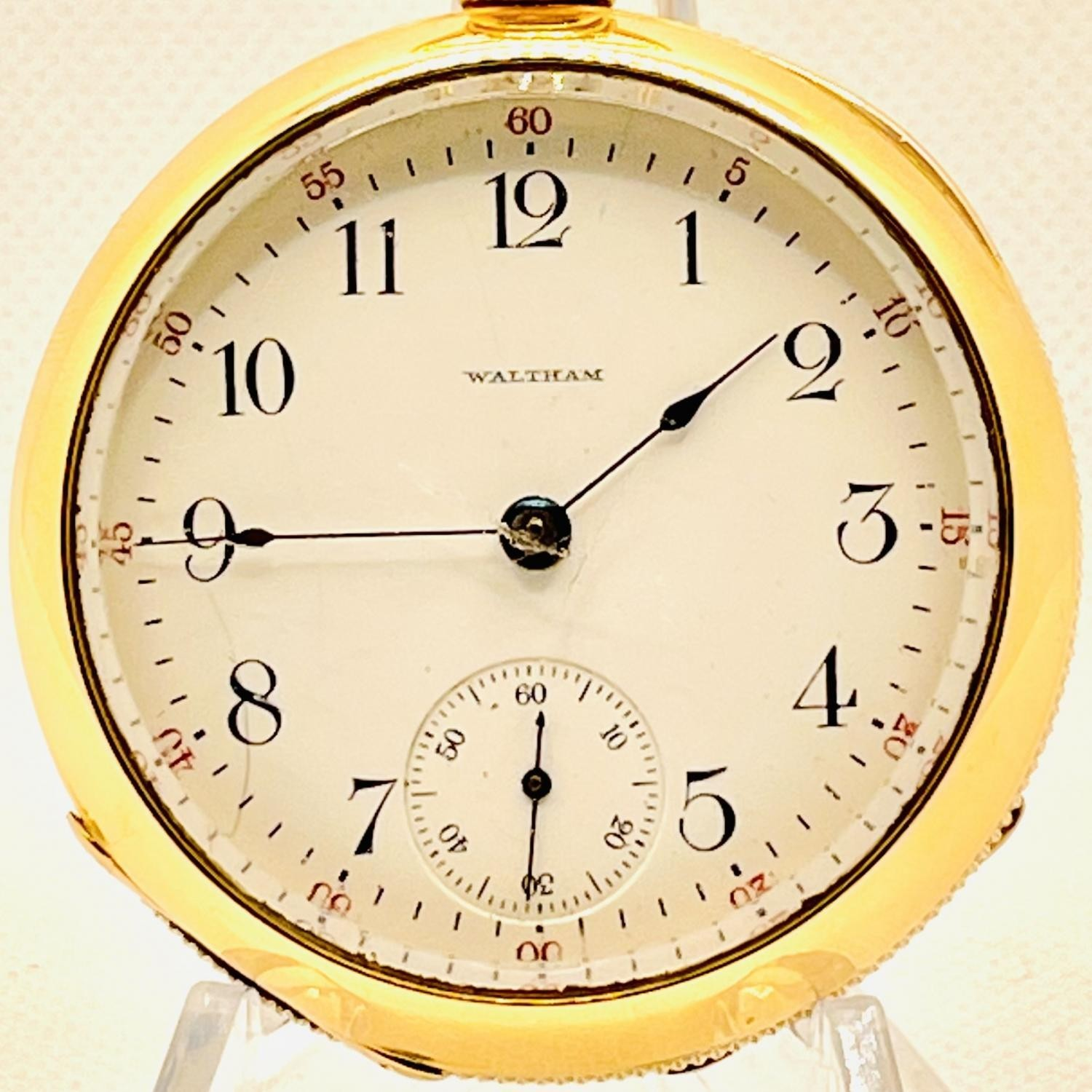 Image of Waltham Sterling #16752447 Dial