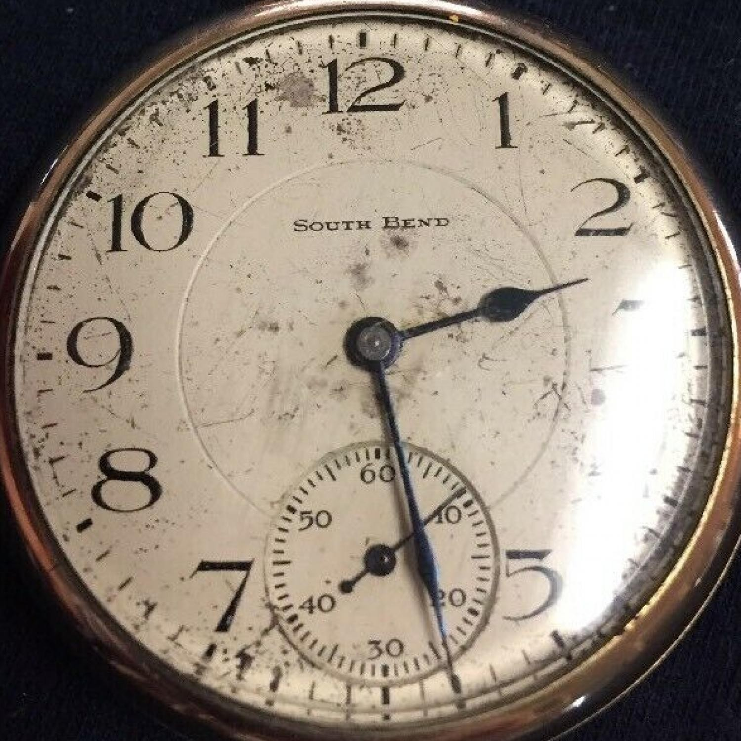 Image of South Bend 211 #941730 Dial