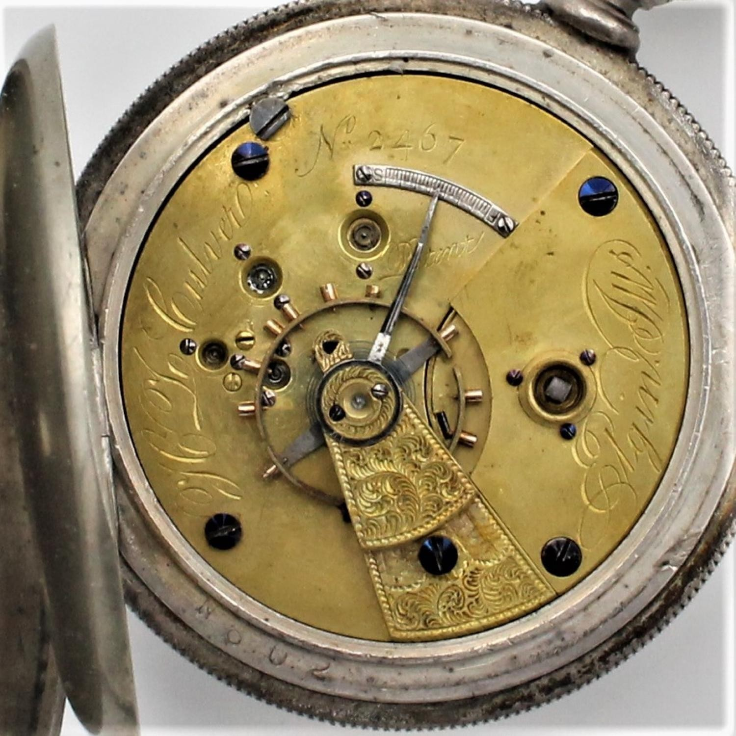 Image of Elgin 62 #2467 Movement