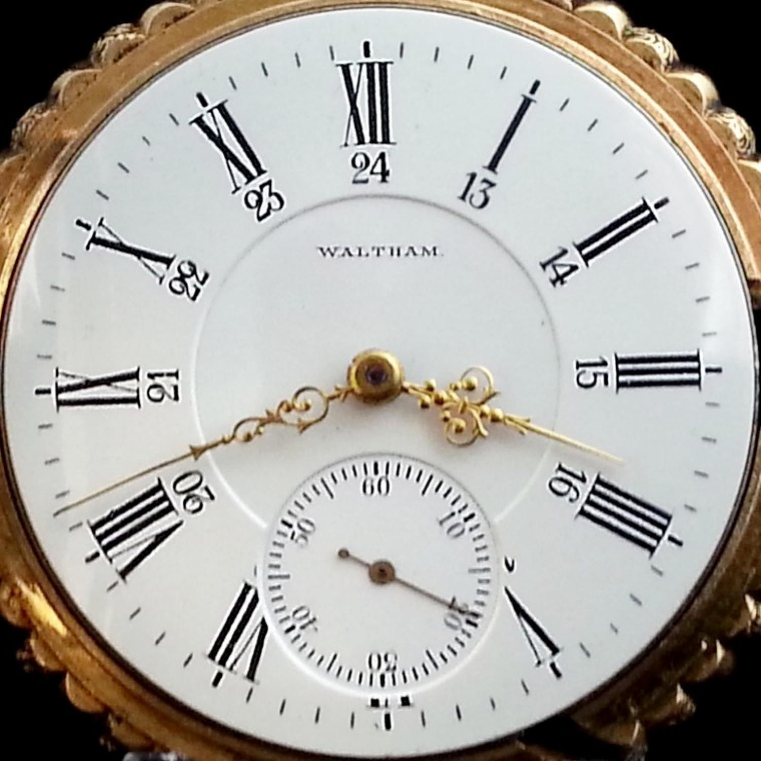 Image of Waltham Crescent St. #7819049 Dial