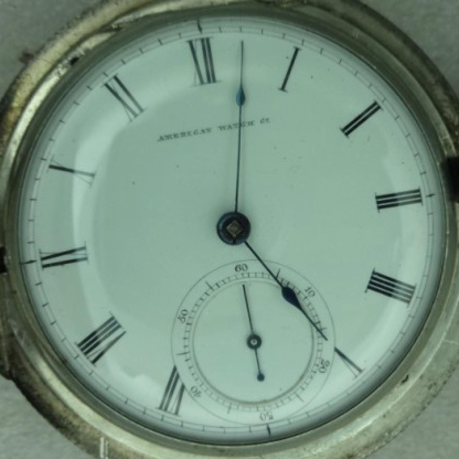 Image of Waltham P.S. Bartlett #476219 Dial