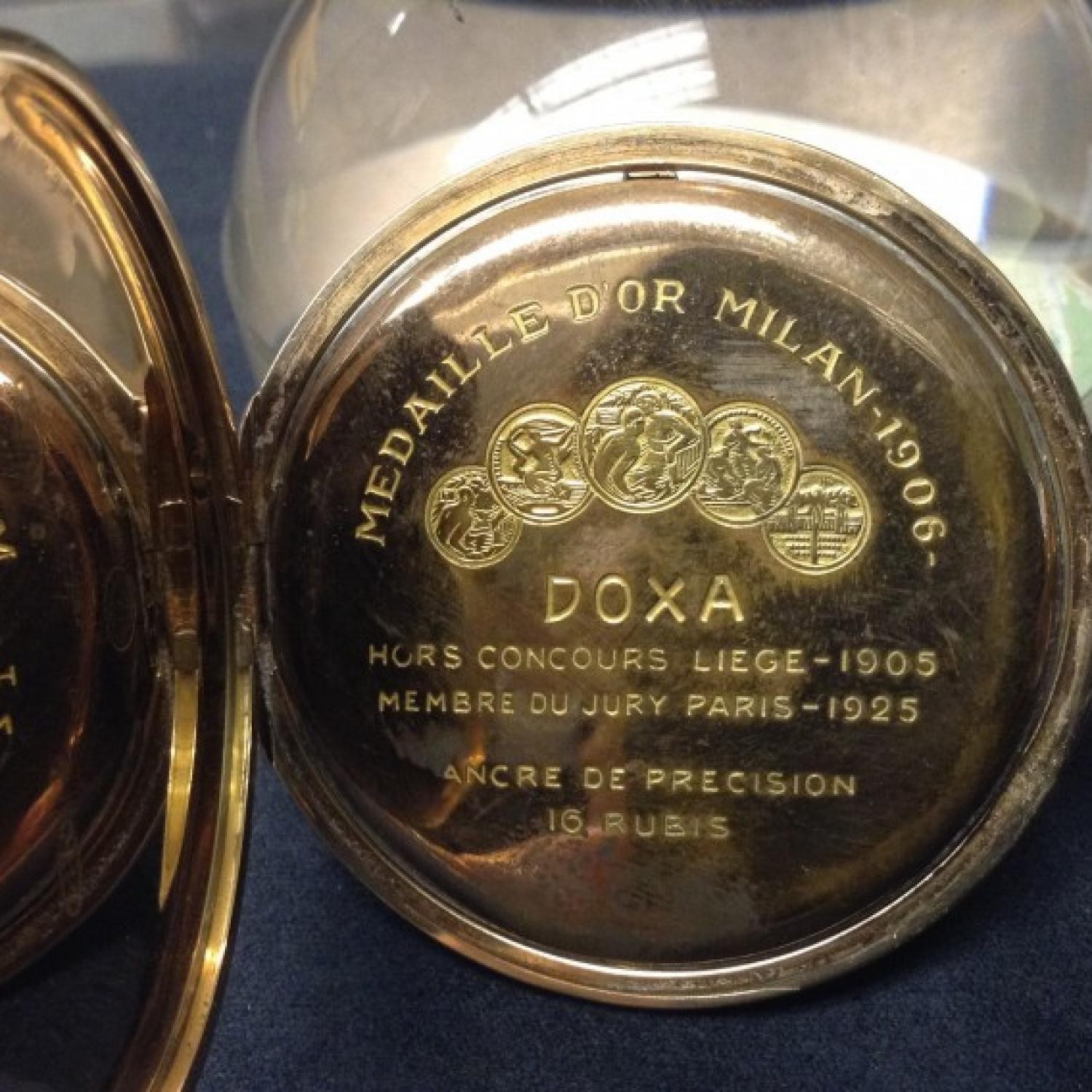 Image of Other DOXA #159607 Case