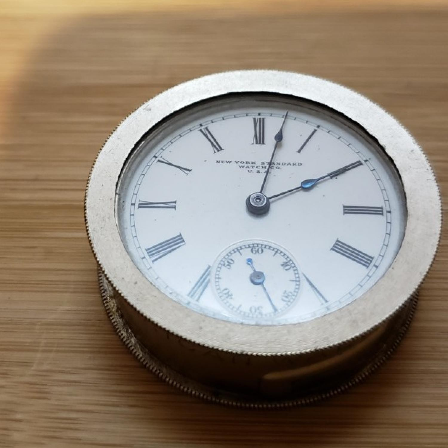Image of New York Standard Watch Co.  #4746572 Dial
