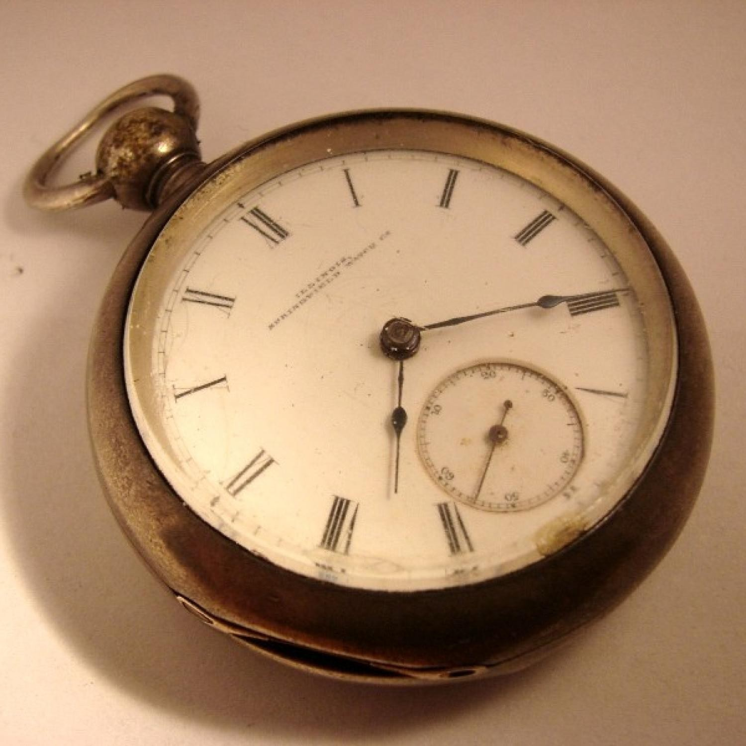 Image of Illinois Currier #5187 Dial