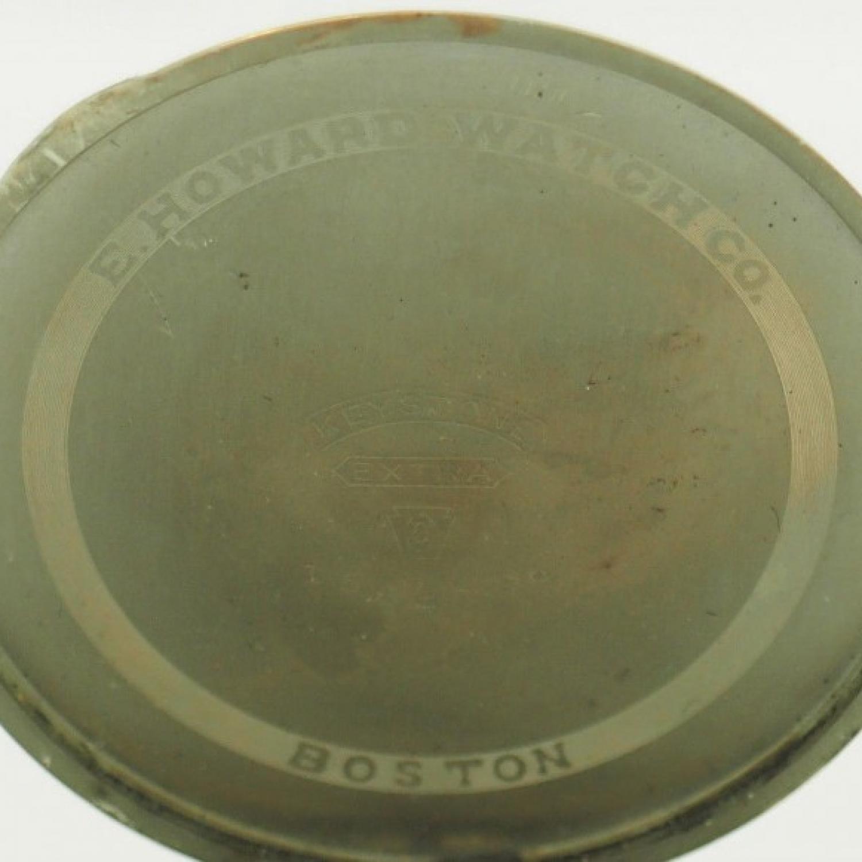 Image of E. Howard Watch Co. (Keystone) Series 12 #39883 Case