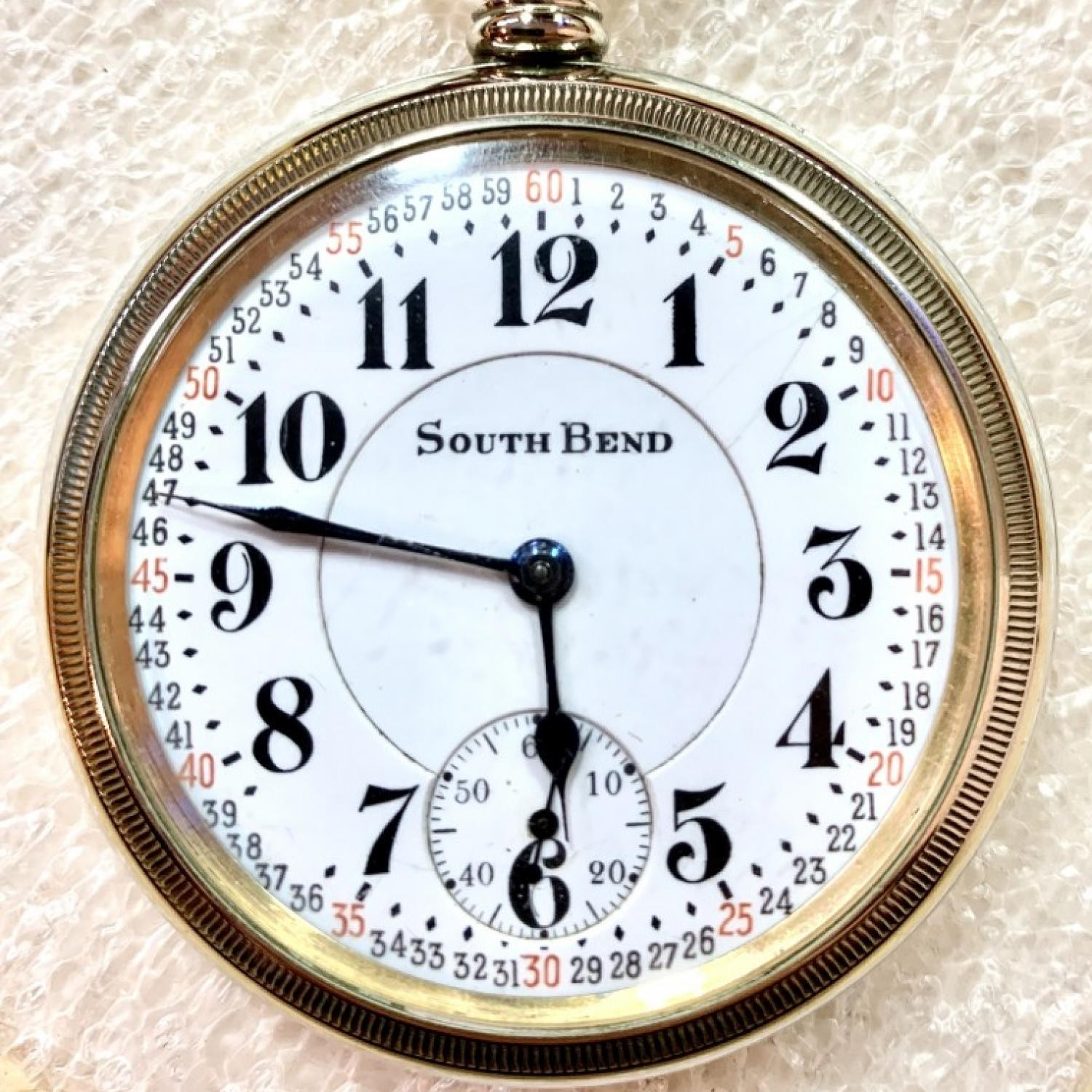 Image of South Bend 227 #714577 Dial