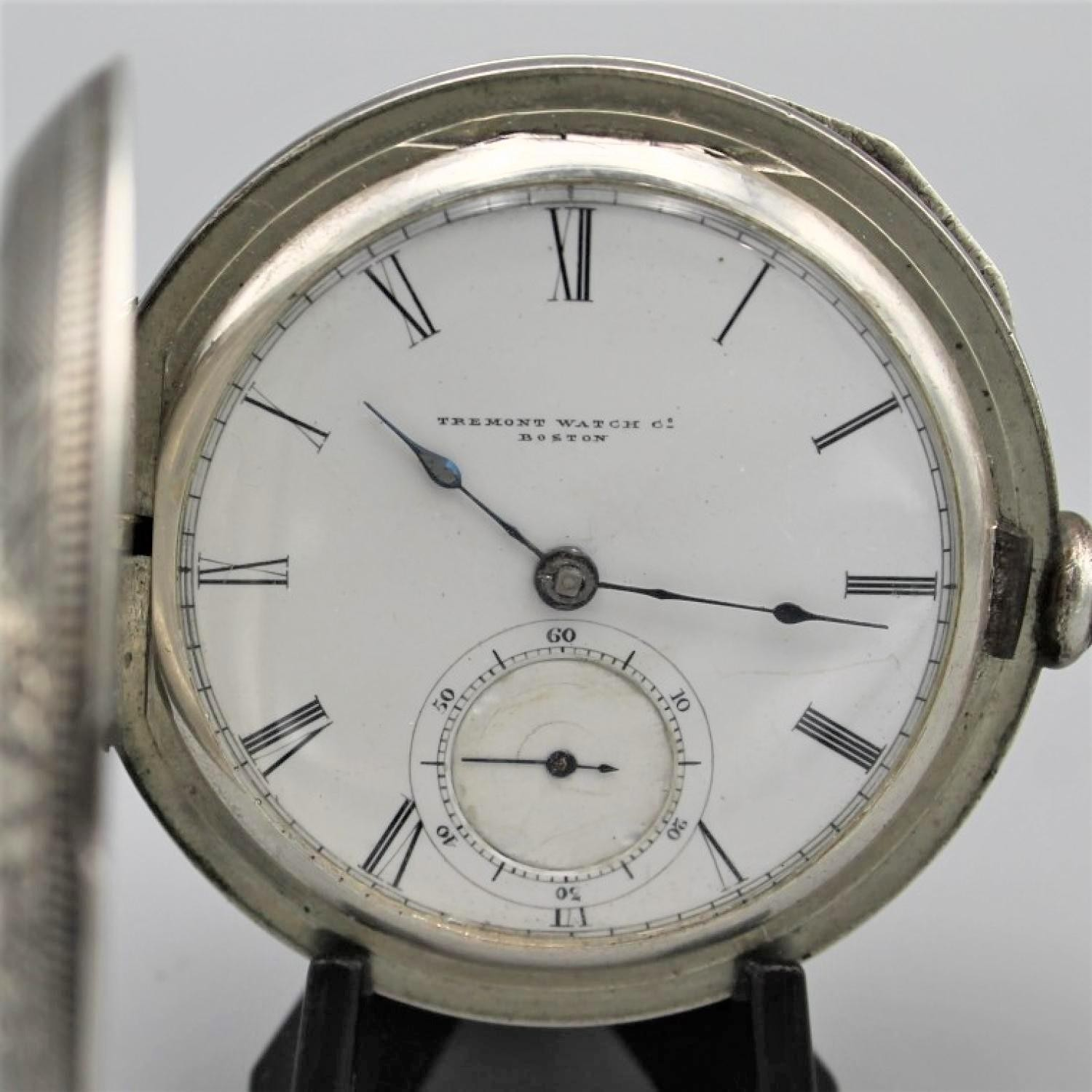 Image of Tremont Watch Co. Tremont Watch Co. #3219 Dial