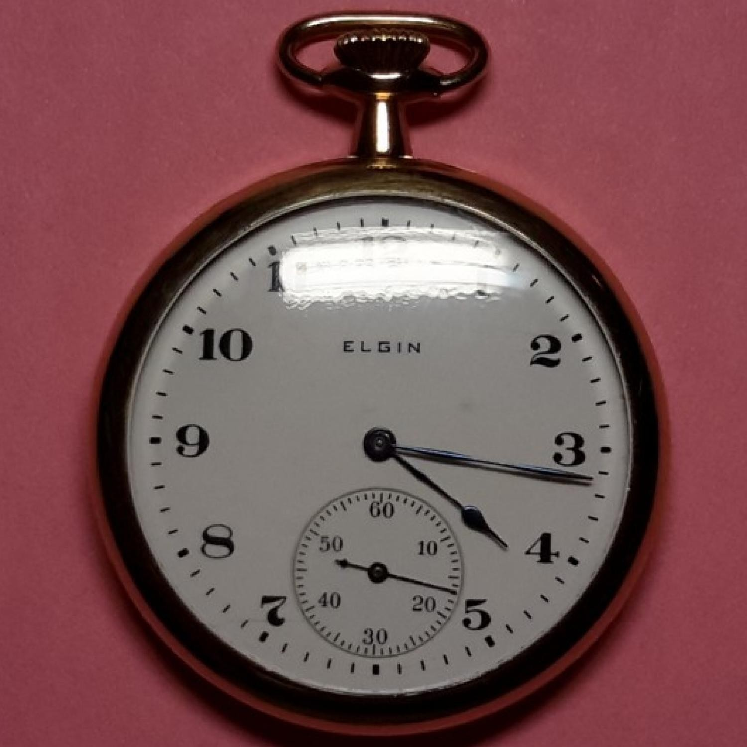 Image of Elgin 303 #20004769 Dial