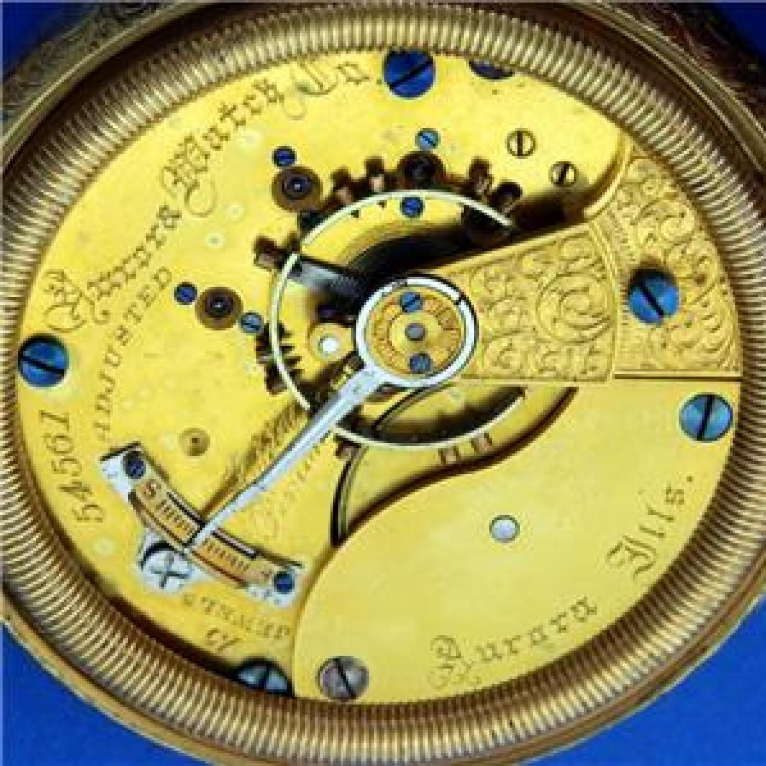 Image of Aurora Watch Co.  #54561 Movement