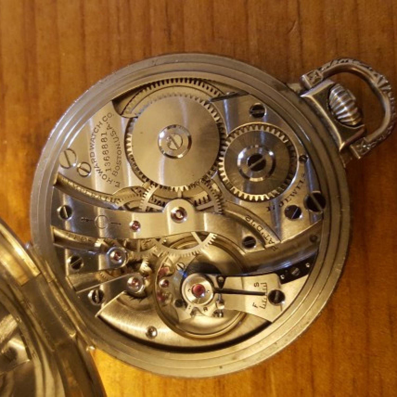 Image of E. Howard Watch Co. (Keystone) Series 7 #1368881 Movement
