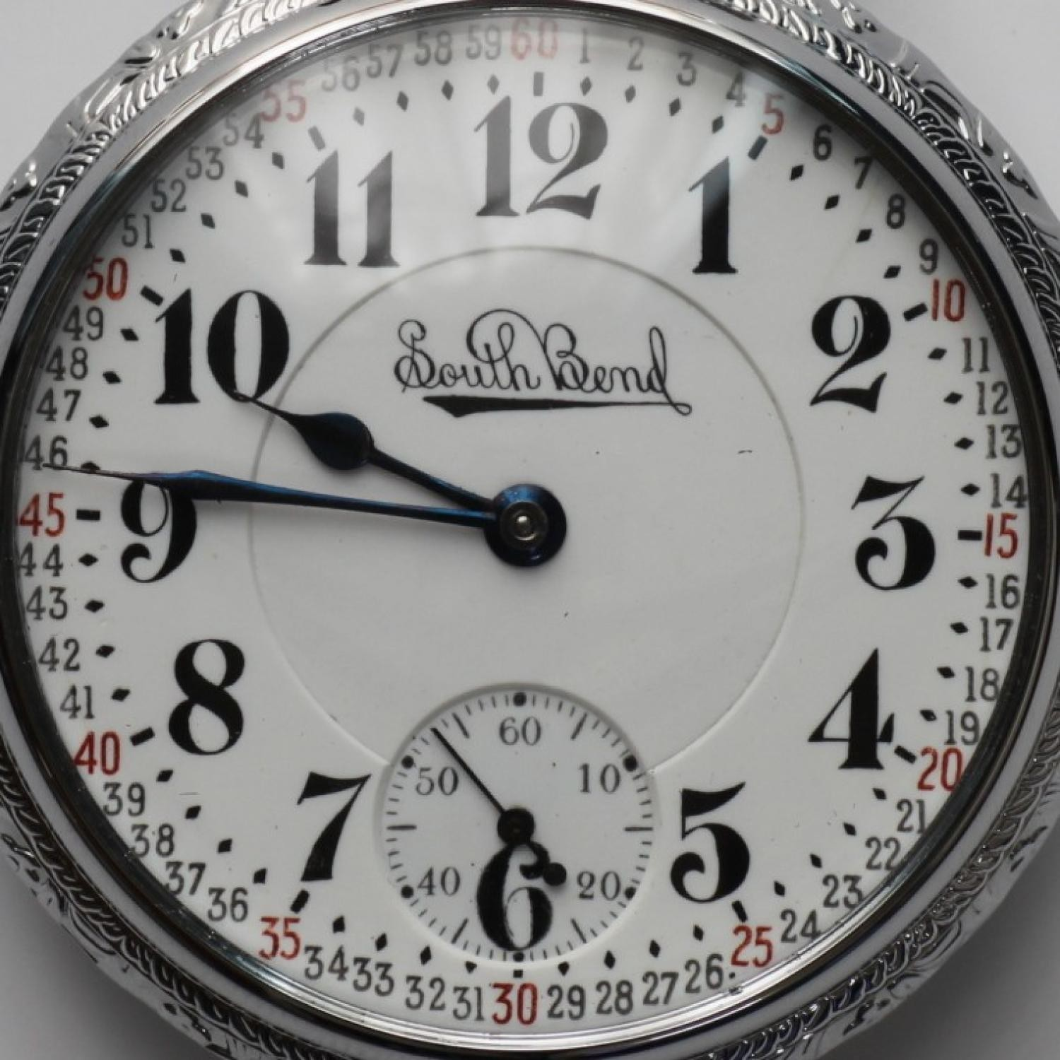Image of South Bend 227 #714634 Dial