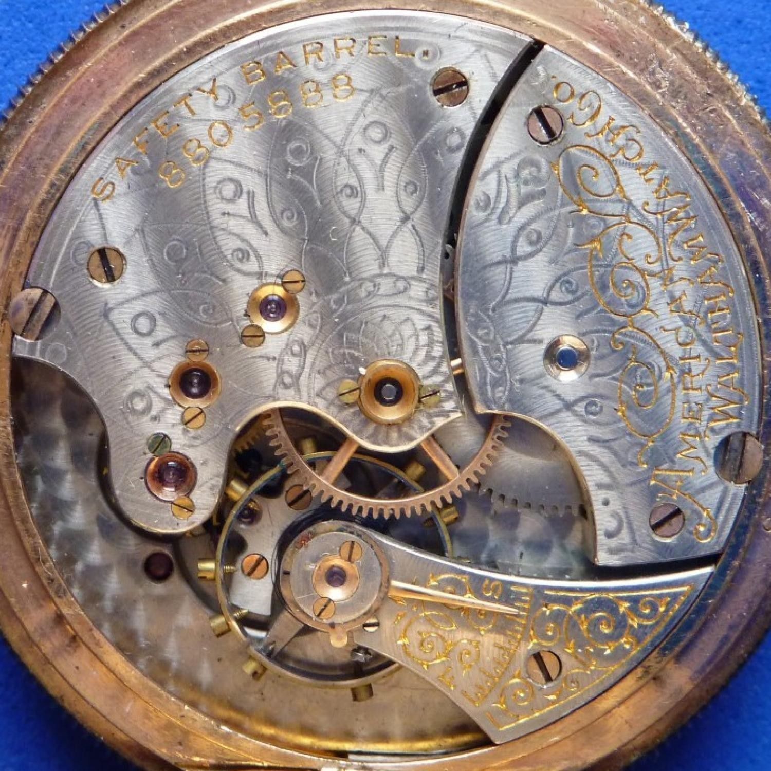 Image of Waltham Special #8805888 Movement
