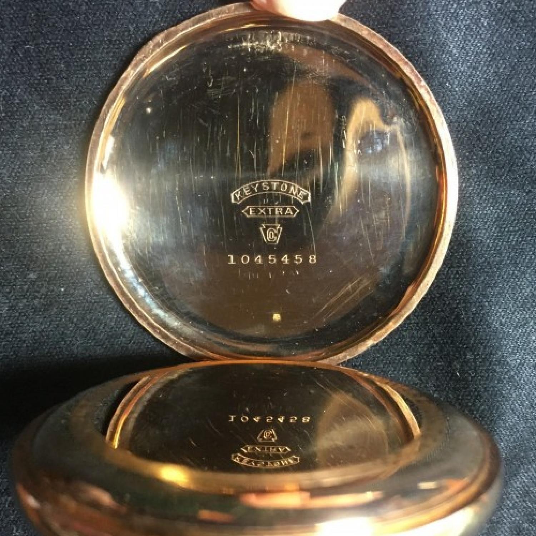 Image of E. Howard Watch Co. (Keystone) Series 7 #1298580 Case