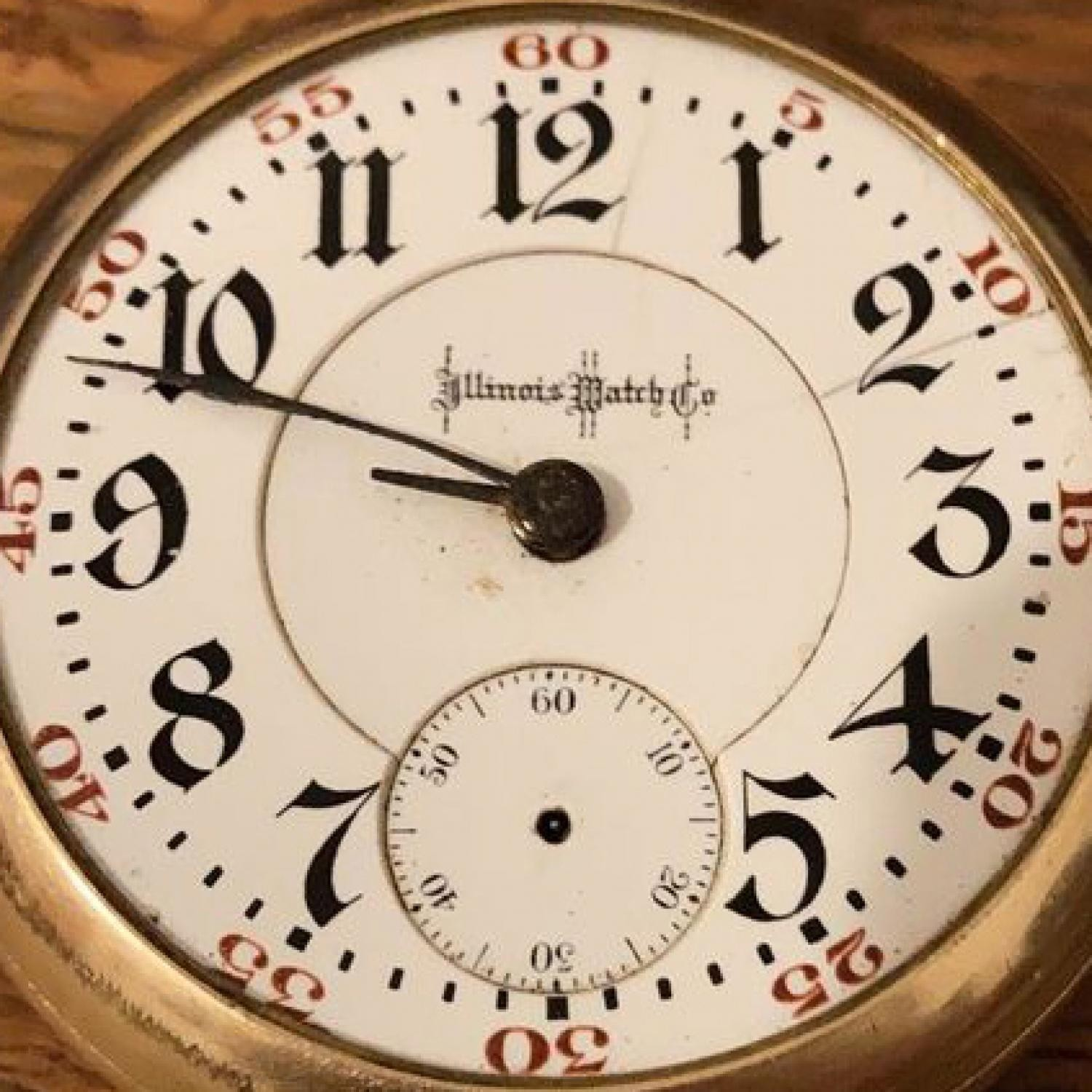 Image of Illinois Bunn Special #2295501 Dial