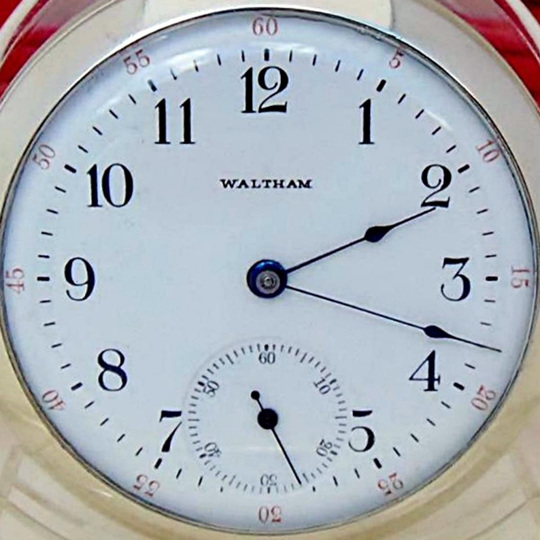 Image of Waltham Traveler #19479634 Dial
