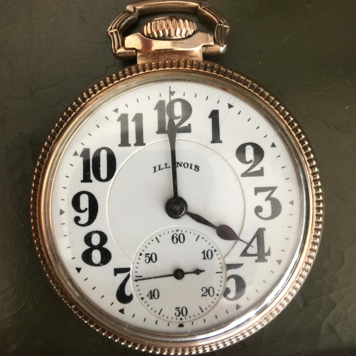 Image of Illinois Bunn Special #5000620 Dial