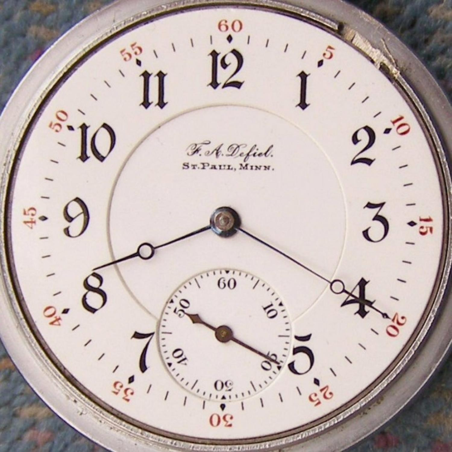 Image of Illinois 176 #2167047 Dial