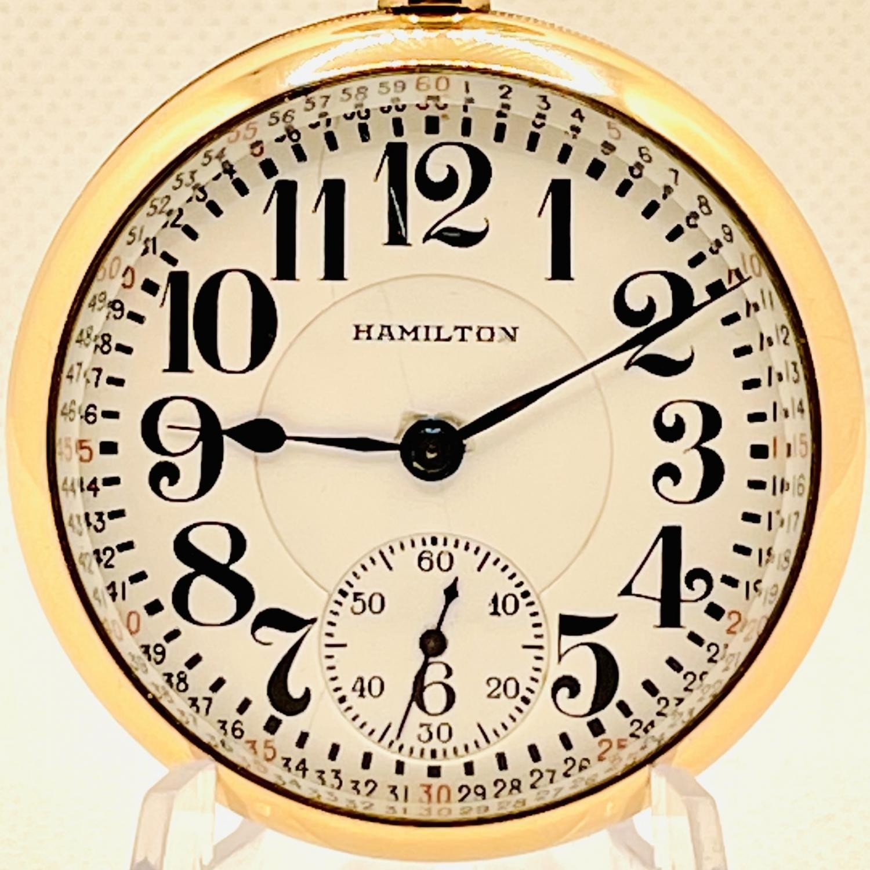 Image of Hamilton 992 #2487592 Dial