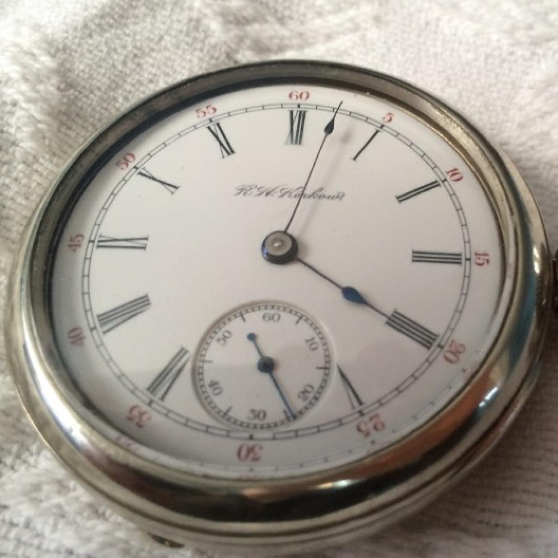 Image of Hamilton 925 #131015 Dial