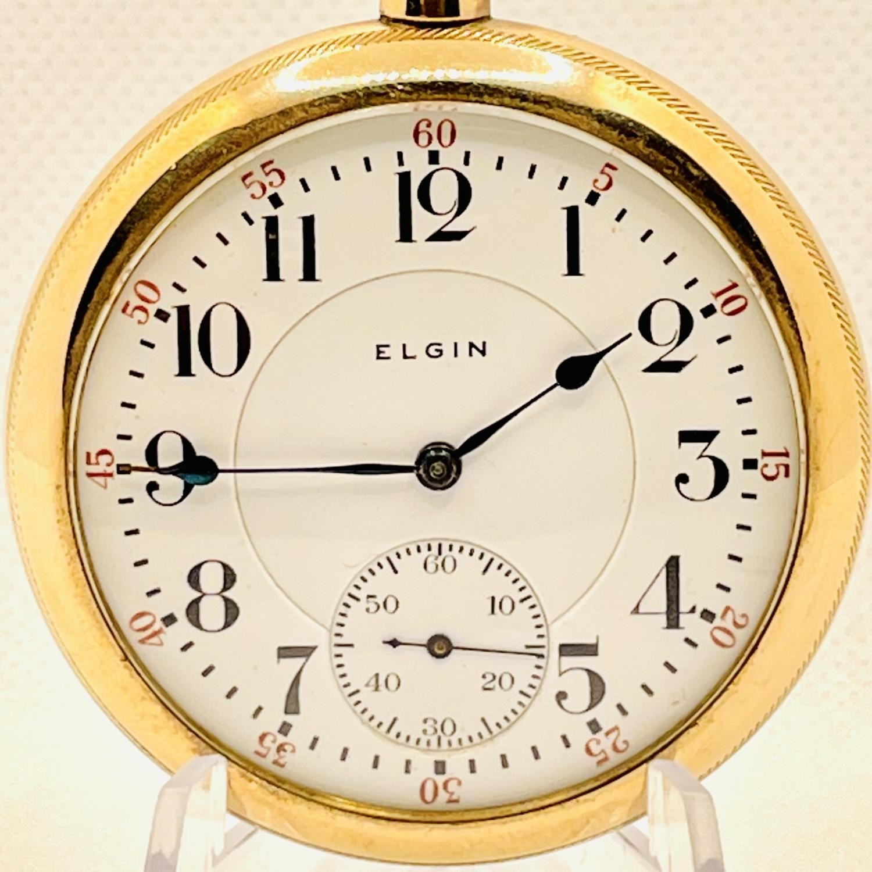 Image of Elgin 397 #16378040 Dial