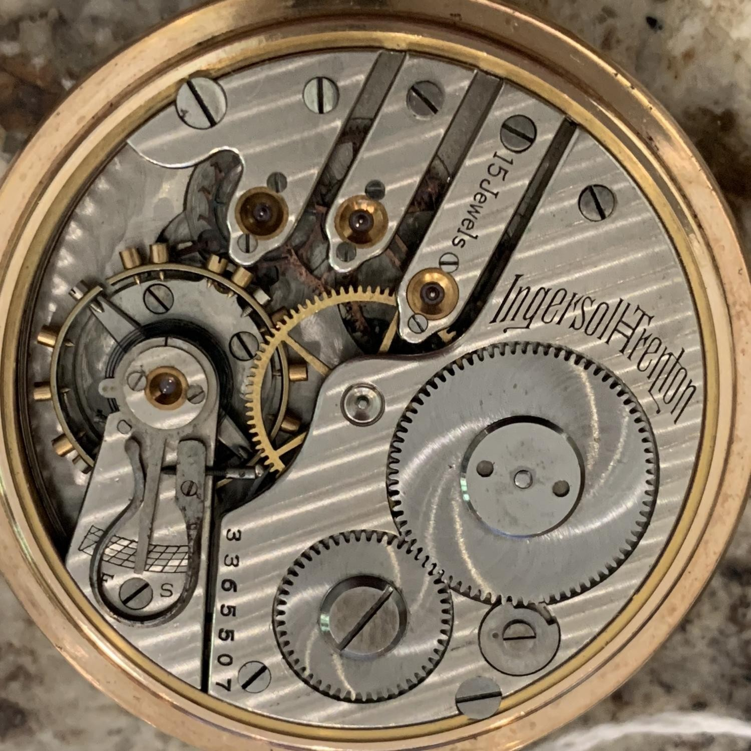 Image of Ingersoll Watch Co.  #3365507 Movement