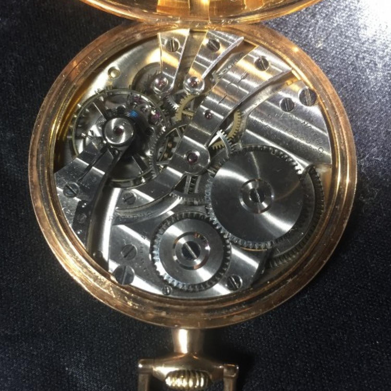 Image of E. Howard Watch Co. (Keystone) Series 7 #1298580 Movement